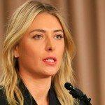 Sharapova é suspensa por 2 anos por doping no Australia Open
