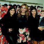 Sophia Derani, Adriana CAruso e Duda Derani