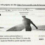 Gabriel Medina é indenizado em R$ 100 mil por uso indevido de imagem