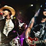 Guns N' Roses anuncia 5 shows no Brasil