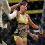 Amanda Nunes, a primeira brasileira campeã do UFC