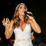Ivete Sangalo comemora a chegada da olimpíada com show no Cristo Redentor