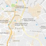 O novo layout do Google Maps