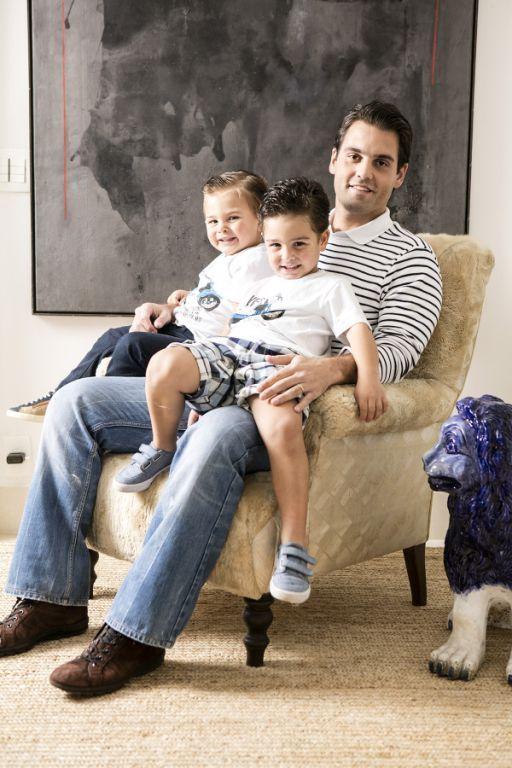 Gabriel Belli, Lucas e Pedro
