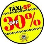 Para concorrer com Uber, táxis vão dar desconto de 30% em SP