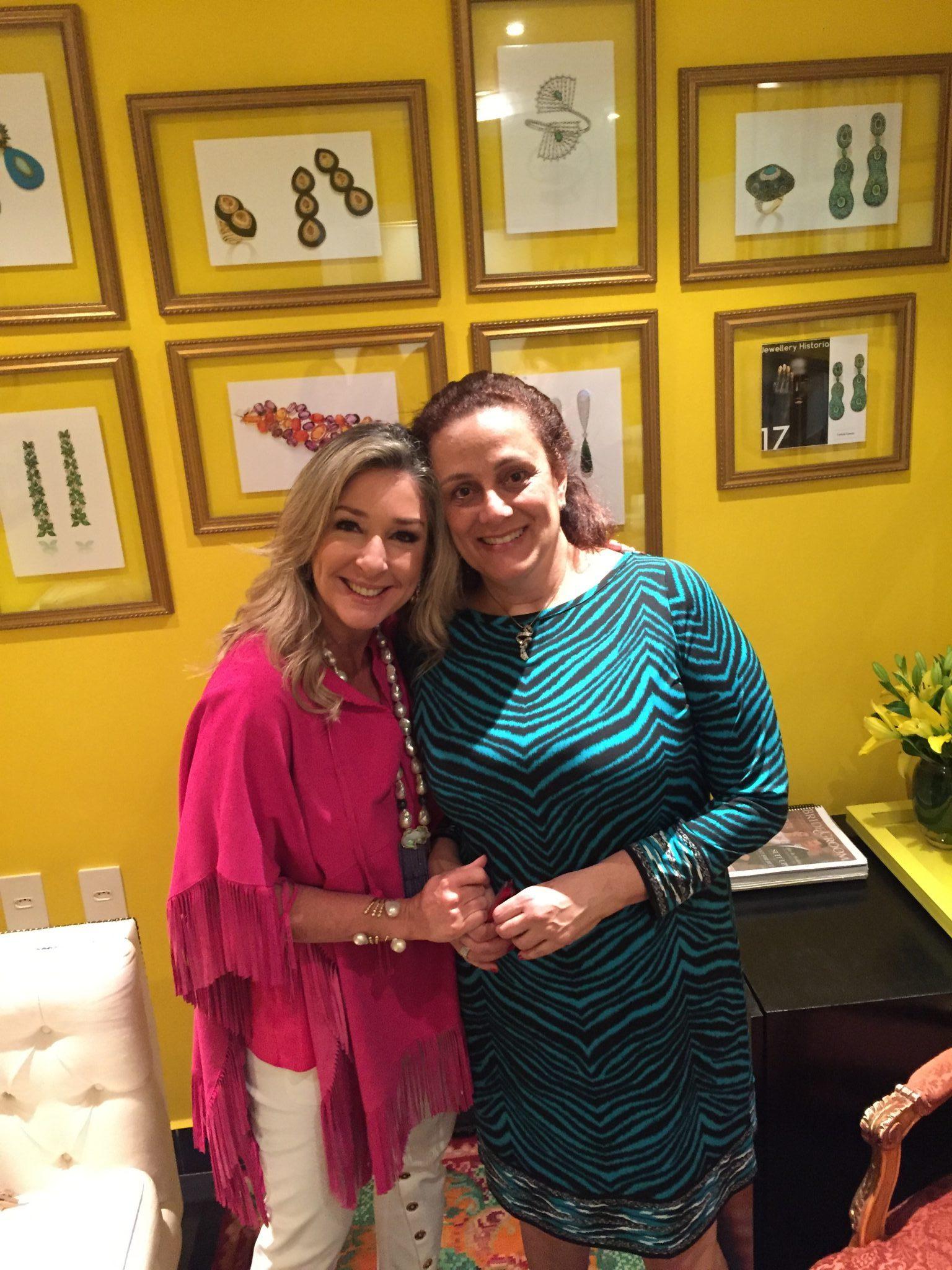 Letícia e Celina Chede