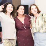 Yara Figueiredo, Bia Lobato e Patricia Mayer