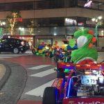 Que tal dirigir um Mario Kart de verdade?