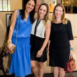 Marcia Dias, Paula Nogueira e Natalia Dela Mana