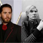 Cinebiografia de Andy Warhol terá Jared Leto como protagonista