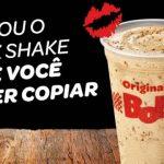 Bob's vai dar milk shake para clientes que falarem mal do Ovomaltine do McDonald's