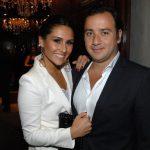 Carolina Rangel e Adriano Iodice