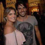 Nathalia Dalberto e Luiz Guerra