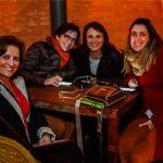 Alzira Luchetti, Denise Neves, Angela Criscuolo e Beta Criscuolo