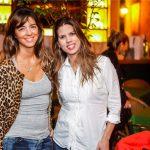 Priscila Marques e Zaza Sales