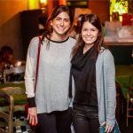 Alexandra Kayat e Andrea Marques