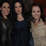 Vanessa Malzoni, Ana Massud e Fernanda Teixeira de Carvalho