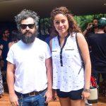 Alex Cassalho e Josiane Cirilo