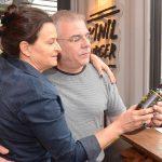 Denise Helena Tarantino e Jorge Morabito