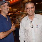 Giba Tarantino e Octavio Horta