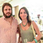 Guilherme Mendes e Andreia Saldanha