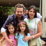 Marcelo Tripoli e familia