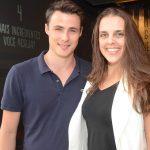 Renato Antal e Jessica Kassab