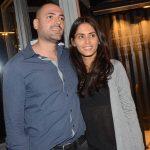 Renato Cury e Ester Rocha