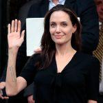 Em foco: Angelina Jolie estaria pesando 34 quilos