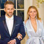 Sem querer, Ryan Reynolds revela sexo do segundo filho