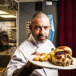 Hamburgada chefs especiais com Henrique Fogaca