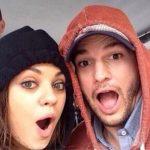 Nasce segundo filho de Ashton Kutcher e Mila Kunis