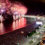 Queima de fogos do Réveillon de Copacabana será mais curta devido à crise