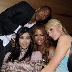Ex-namorado de Kim Kardashian posta clique antigo da estrela de reality