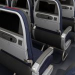 American Airlines corta telas de entretenimento em aviões