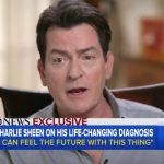 Depois de resultado positivo para o HIV, Charlie Sheen confessa que pensou em se matar