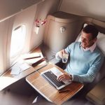 Cathay Pacific First Class Suites