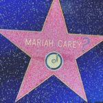 Mariah Carey tem sua estrela na calçada da fama vandalizada