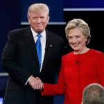 Hillary Clinton assistirá à posse de Donald Trump
