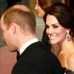 Kate Middleton rouba a cena no Bafta!