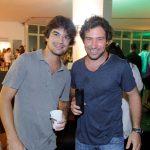 Chico Forbes e Iquinho Faccini