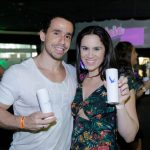 Roberto Habib e Vanessa Ferraz