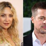 O novo affair de Brad Pitt?