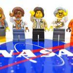 Cientistas mulheres da Nasa ganham versão Lego