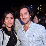 Lia Kim e Cesar Fontana
