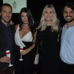 Luiz Restiffe, Priscila Vaz, Viviane Gobbato e Juliano Libman