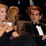 Scarlett Johansson pede divórcio de Romain Dauriac