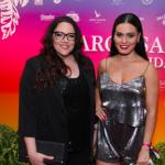 Ana Carolina e Letícia Lima