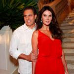 Gustavo Fernandes e Lisandra Souto