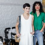 Vanessa Rozan e Fabiana Gomes